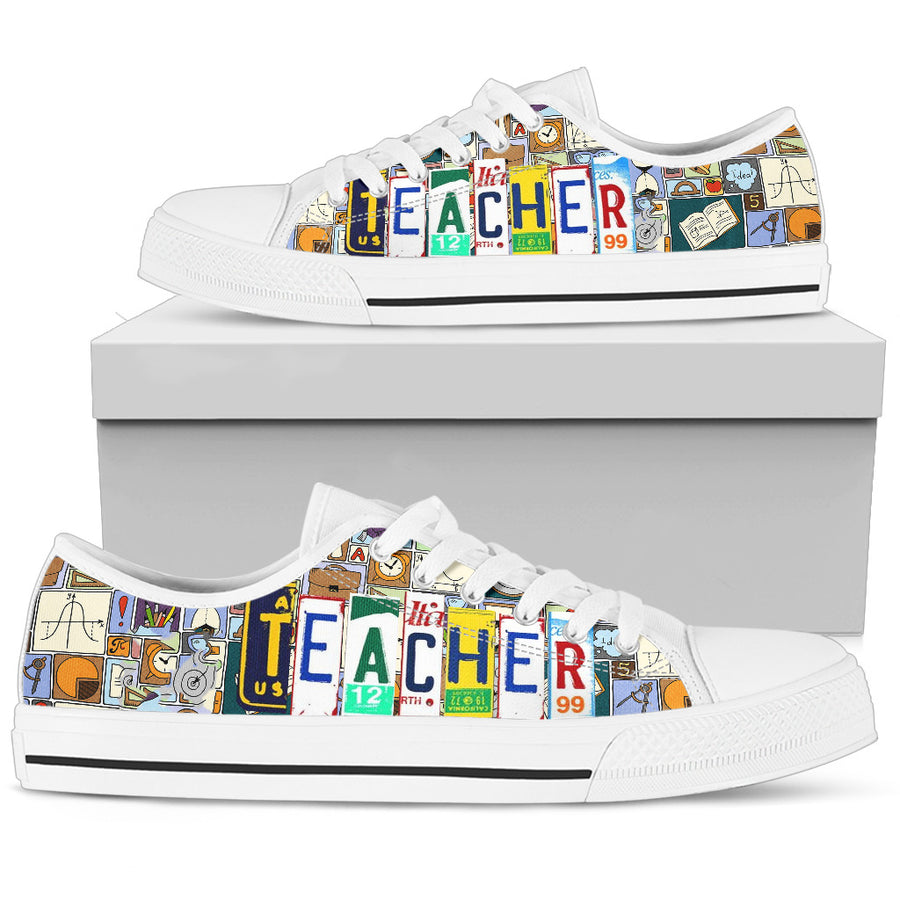 Teacher Low Top