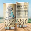 I Love Mom Shih Tzu Tumbler 170340 - 1
