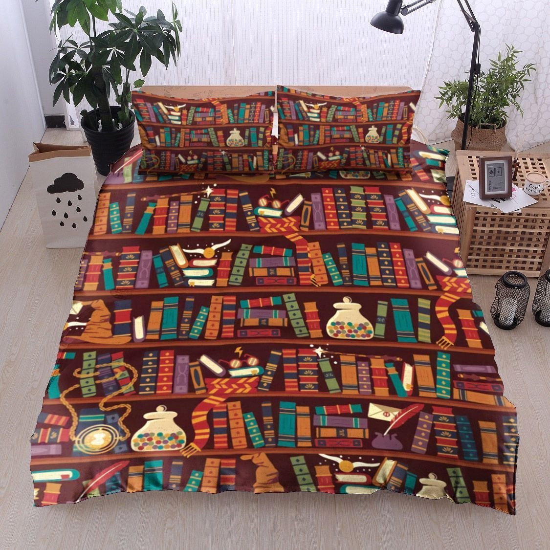 Reading Book Bedding Sets EP356