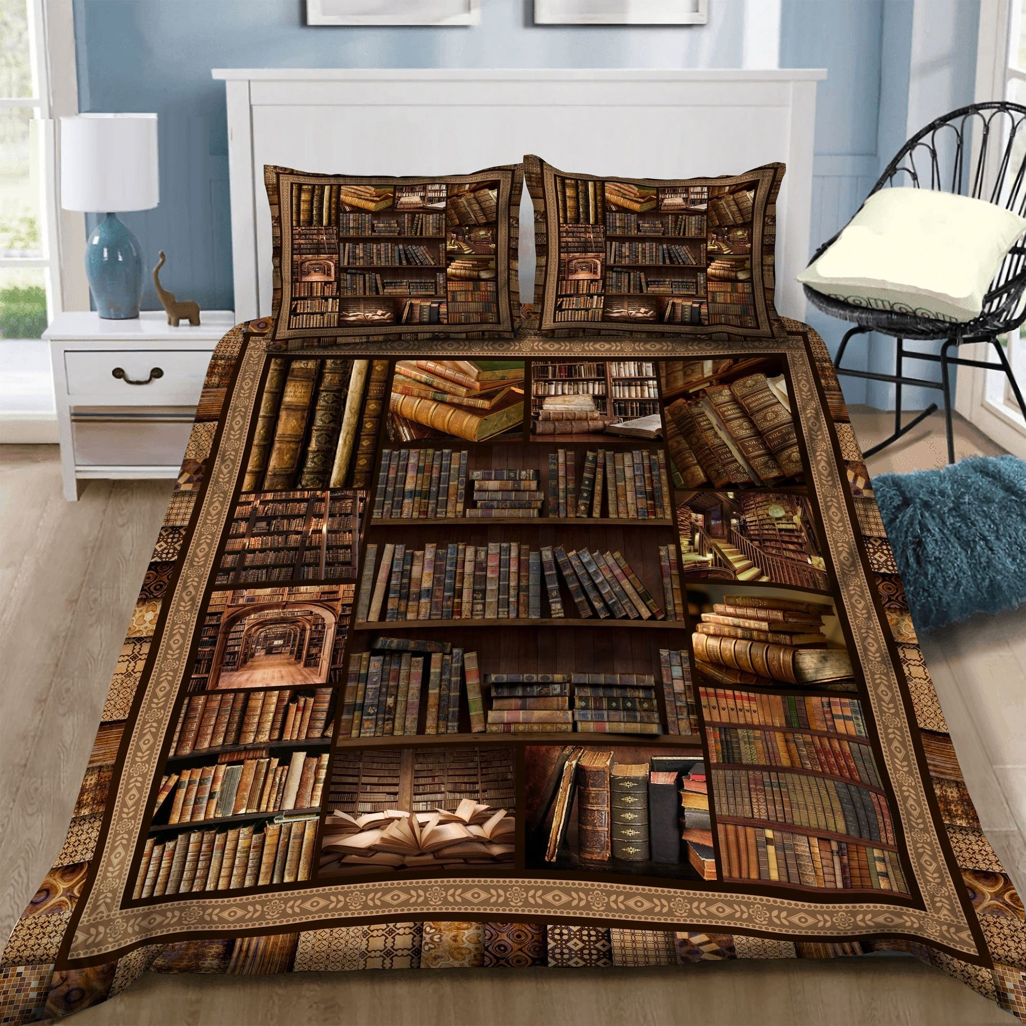 Reading Bedding Set EP345