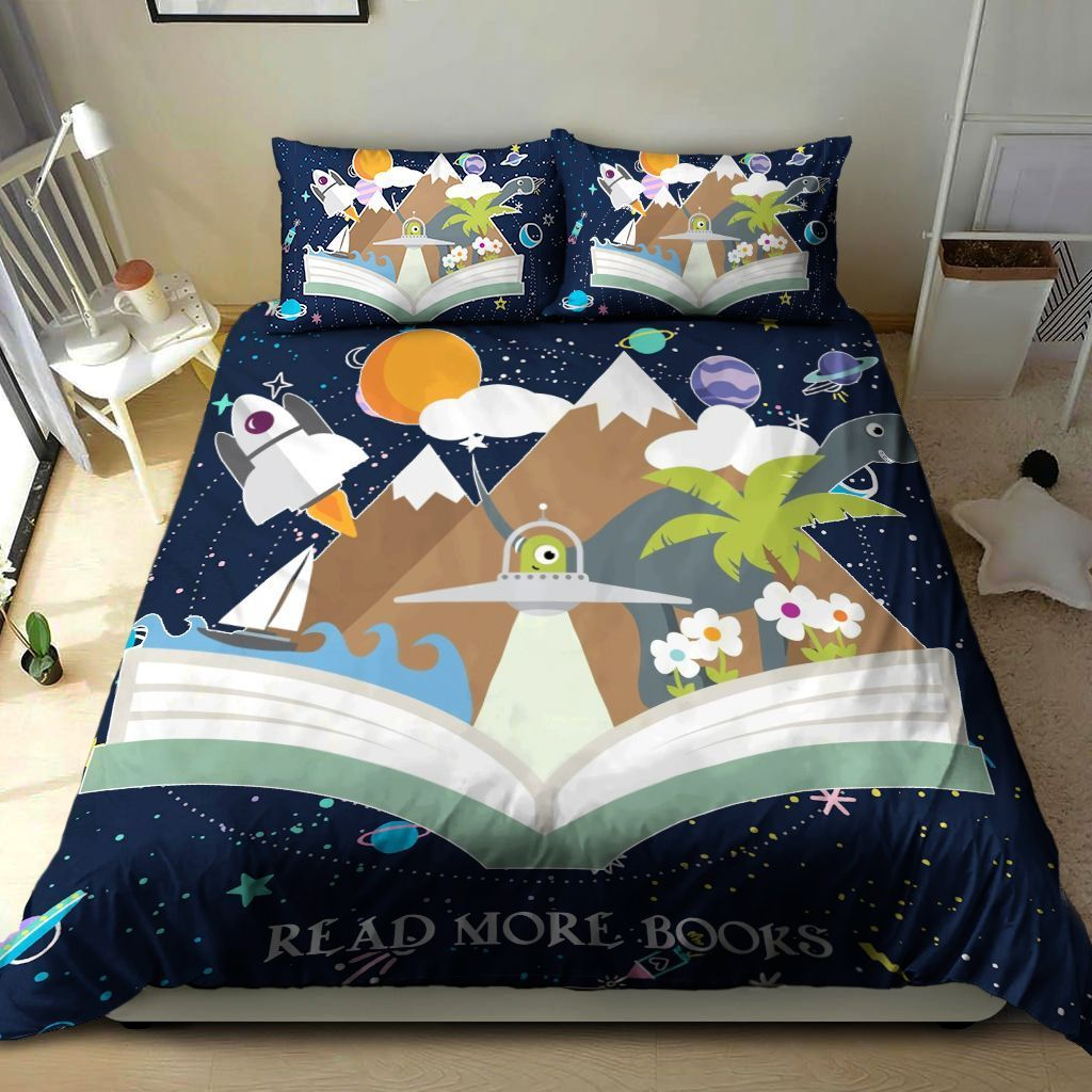 Reading Bedding Set EP343
