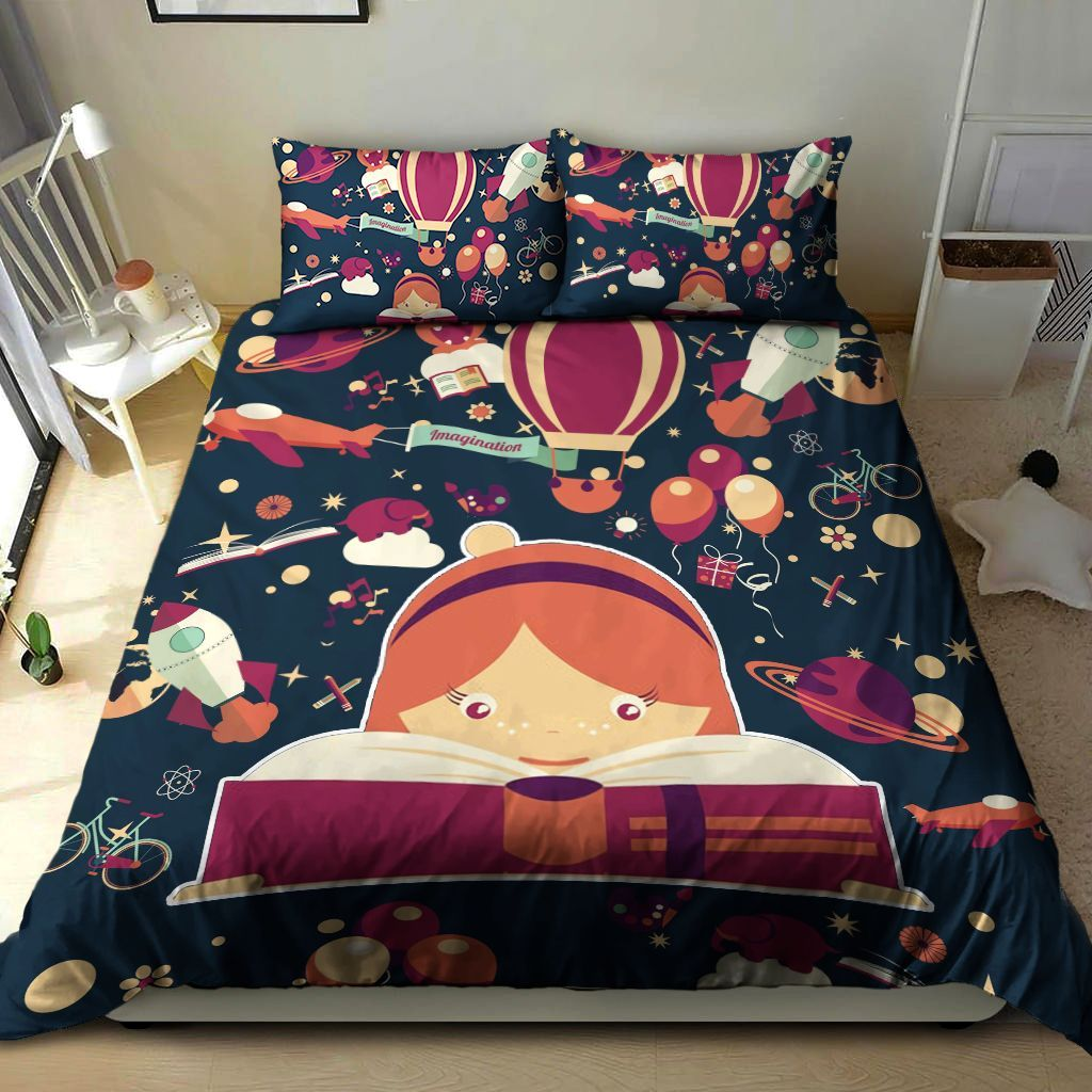 Reading Bedding Set EP344
