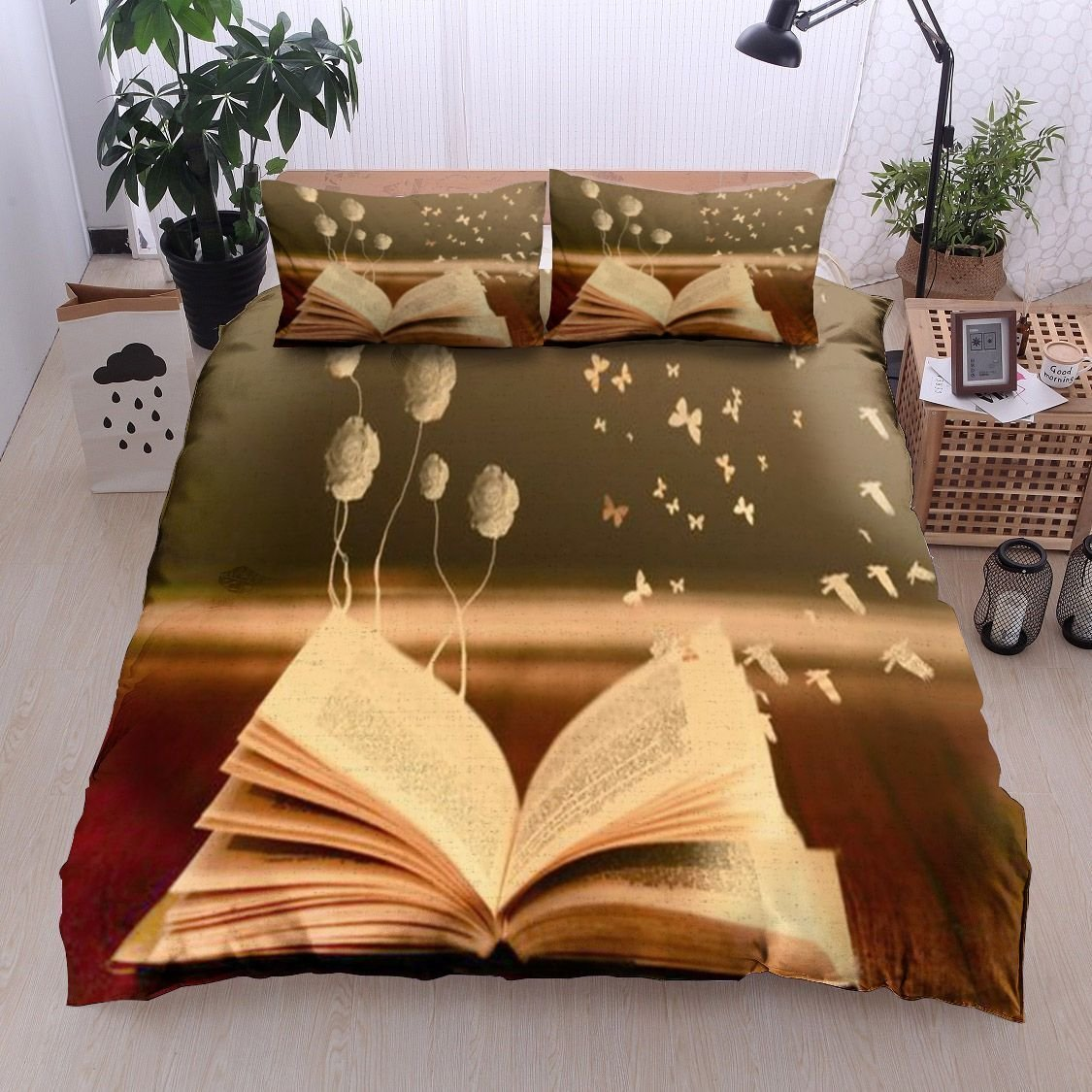 Reading Book Bedding Sets EP353