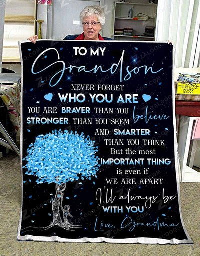 To my Grandson - Important thing - 1