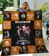Halloween Film Michael Myers Quilt Blanket EP118