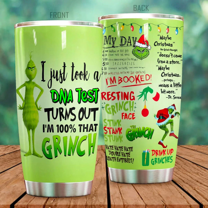I'M THAT GRINCH Tumbler Cup TBL117