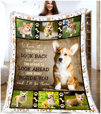 Pembroke Welsh Corgi Dogs - Beside You - 2