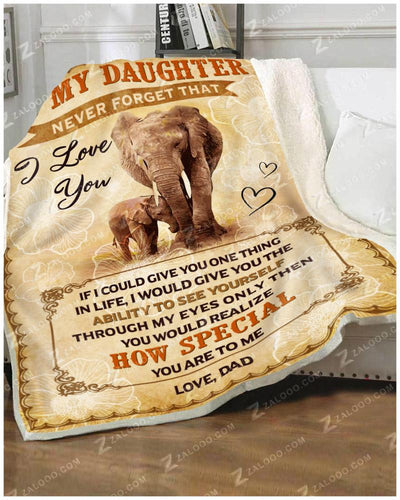 MK - Elephant - Daughter -How Special You Are - 3