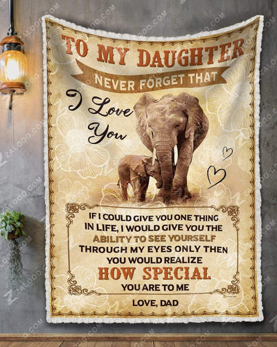 MK - Elephant - Daughter -How Special You Are - 4