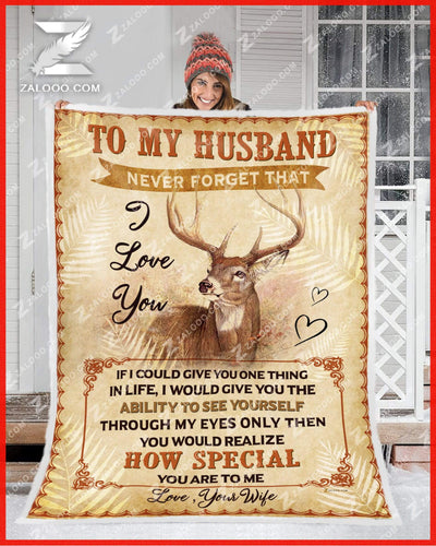 MK - Deer - Husband - How Special You Are - 3