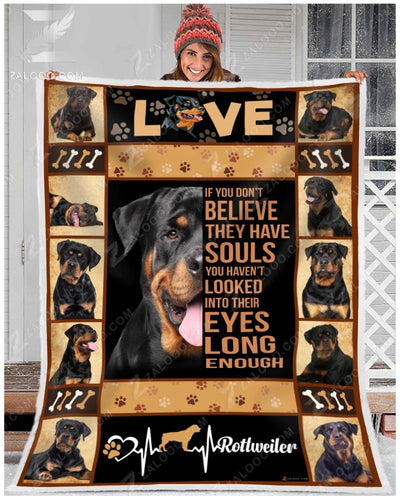 ROTTWEILER - If you dont believe they have souls - 1