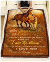 Horse - To My Granddaughter - Love Grandma - 2