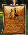 Horse - To My Husband - Love Wife - 1