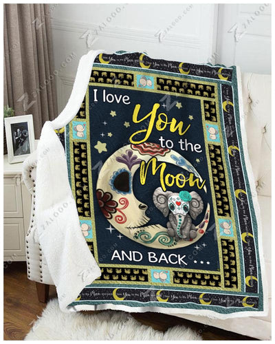 Elephant - I Love You To The Moon And Back - 4