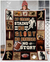 Football - No grass stains no glory - 4