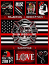Firefighter - Thin Red Line - 1