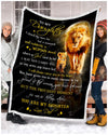 Lion - To My Daughter - You Are My Daughter - Love Dad - 1