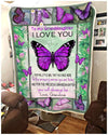 Butterfly - To My Granddaughter - You Will Always Be - 2