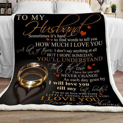 To My Husband - How much I love you - 3