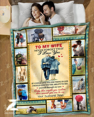 To My Wife - I Love You - 1
