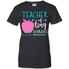 Teacher Tiny Humans Tshirt