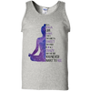 Yoga Girl I Have 3 Sides The Quiet Sweet & The Funny & Crazy Tshirt