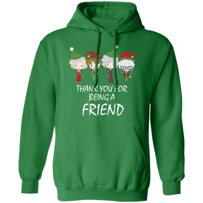 Golden Friend  Christmas Tshirt
