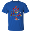 Guitar Christmas Tree 02 Tshirt