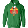 Cute Turkey Nurse Thanksgiving Tshirt