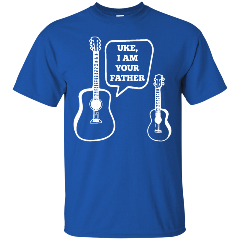 Guitar Uke, I Am Your Father Tshirt