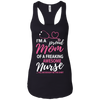 I'm A Pround Mom Of A Freaking Awesome Nurse Tshirt