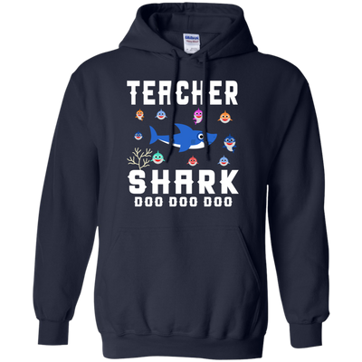 Teacher Shark Doo Doo Doo Tshirt