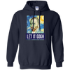Art Let It Gogh Shirt, Vincent Van Gogh Tshirt