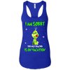 I Am Sorry The Nice Teacher Is On Vacation Tshirt