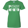 Guitar Peace Maker Tshirt