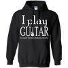 I Play Guitar To Keep From Choking People Tshirt
