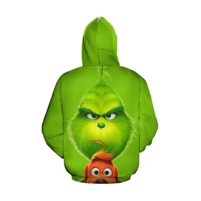 The Grinch Christmas 2019 All Over Print PF103