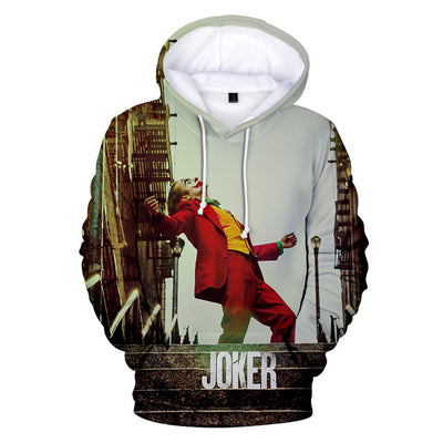 Joker Sweatshirt Hoodie All Over Printed PF170