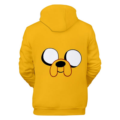 Adventure Time Sweatshirt Hoodie All Over Printed PF167