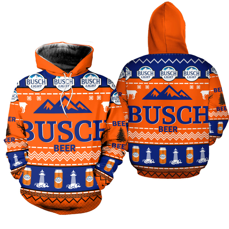 Ugly Christmas Sweatshirt Hoodie All Over Printed PF198