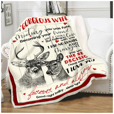 DEER - To my Wife - Meeting you was fate - 2