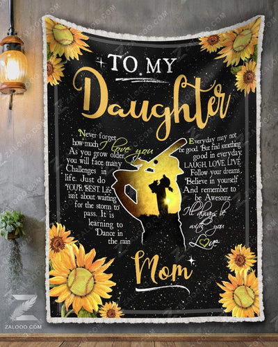 Softball - To My Daughter - Ill Always Be With You - 1