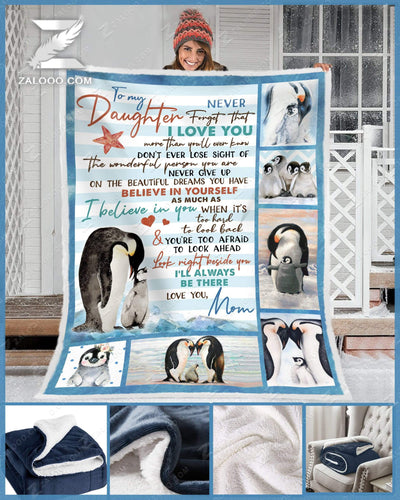 Penguin - To My Daughter - Ill Always Be There - 1