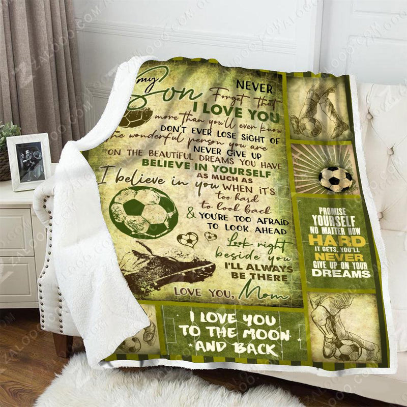 Soccer - To My Son - Ill Always Be There - 1