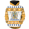 Ballantine's Ugly Christmas Hoodie All Over Printed PF177