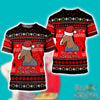 Bojack Horseman Ugly Christmas Sweatshirt Hoodie All Over Printed PF279