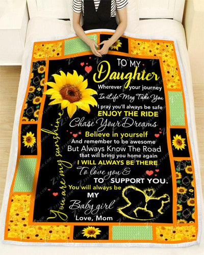DAUGHTER Mom - Chase Your Dreams - 2