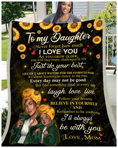 BLACK - DAUGHTER Mom - Ill always be with you - 1