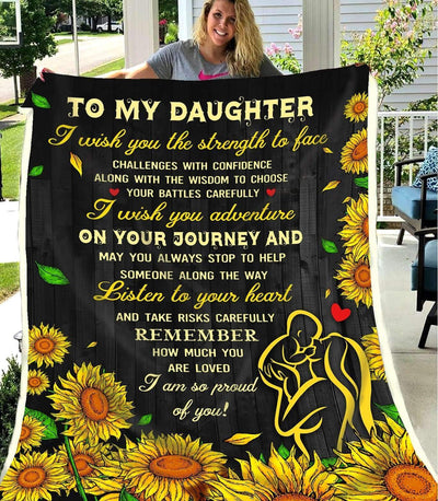 DAUGHTER - I wish you the strength - 1