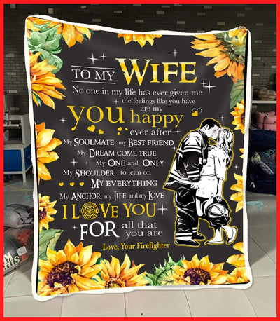 FIREFIGHTER - To My Wife - You are my happy ever after - 4